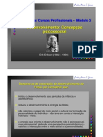M2- Erikson_desenvolvimento Psi Cos Social
