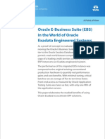 Oracle E-Business Suite (EBS)