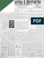 La Gaceta literaria (Madrid. 1927). 1-4-1928, n.º 31