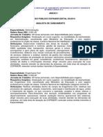 ANEXO I COPANOR-Atribuições