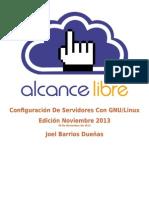 Configuracion Servidores Linux 20131128 NOVIEMBRE