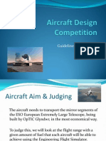 Aircraft Design Competition.ppt