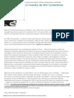 Malcolm McLean-O Inventor de ISO Contentores -TRADUÇÃO