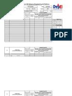 School Form 5 (RBEC)