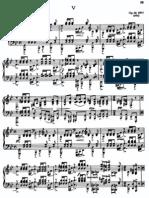 Rachmaninoff Prelude in g