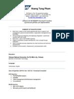 SAP HCM/BW/BI Sr Consultant