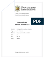 CTS - Informe