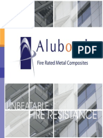 Alubond Fire Rated