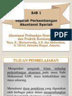 Sejarah Perkembangan Akuntansi Syariah
