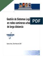 Sistema Gestion Rutas Con Gps