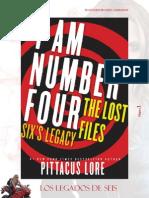 3_ Los Archivos Perdidos - Legado de Seis
