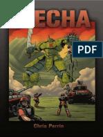 Mecha - Core Rules (Heroic Journey Publishing)