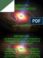3ra Semana-espectro Electromagnetico