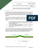 CG-BMT-005-2014 Informe Técnico Reinstalación Piso Sintético