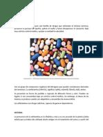 MARCO TEÓRICO las anfetaminas