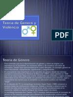 Teoría de Género y Violencia