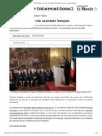 Le Vrai Scandale Francais