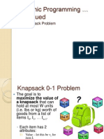 Knapsack, Optimization theory, Operations research, optimal resource allocation
