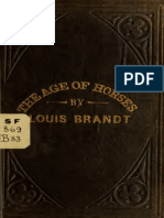 An Infallible Guide to Discover the Age of Horses (1860)