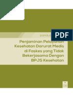 BPJS Buku Saku .08-Penjaminan Pelayanan Kesehatan Darurat Medis_Non Faskes BPJS