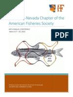 2014 AFS Cal-Neva 48th Annual Conference Program