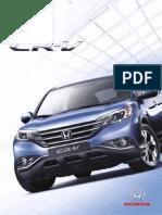 Honda CRV.pdf