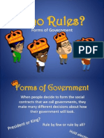 whorules understanding governments