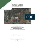 Plan de Manejo Ambiental Intercambio Vial Santa Rita
