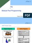 ABAP Training - Module Poolnew