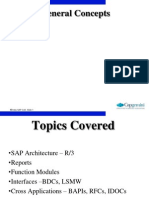 Basic ABAP Overview