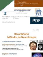 Presentación Tomografía por Emisión de Positrones PET