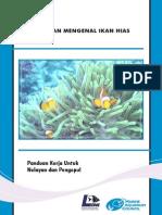 Panduan Pengenalan Ikan Hias