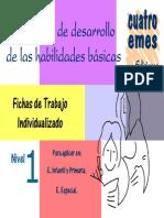 Habilidades Basicas Cuaderno 1