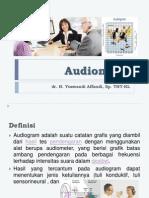 Pemeriksaan Audiometri (Audiogram)