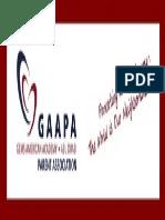 gaapa logo sign