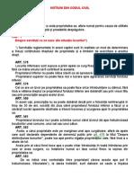 Notiuni Utile Din Codul Civil