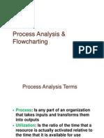 Process Analysis & Flowcharting