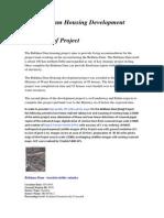 Bekhma Dam Housing Development Project