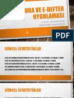 E-Fatura ve E-Defter Uygulaması_23.10.2013_REV