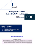 Geopathic Stress LOCATION Pack V2