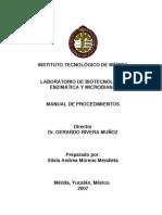 Manual de Procedimientos Lbem-itm