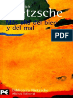 Friederich Nietzsche - Más allá del bien y del mal.pdf