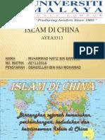 Agama Islam Di China