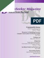 Free download Autumn 09 DreamSeeker Magazine