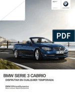 3series Cabrio Catalogo 2013