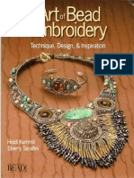 46196009 the Art of Bead Embrodery