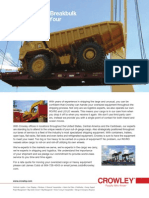Crowley Brochure Breakbulk Heavy Lift