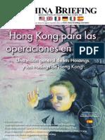 Hong Kong para las operaciones en China