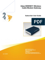 DDW3611 User Guide