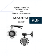 Installation, Operation and Maintenance Manual (GRS)